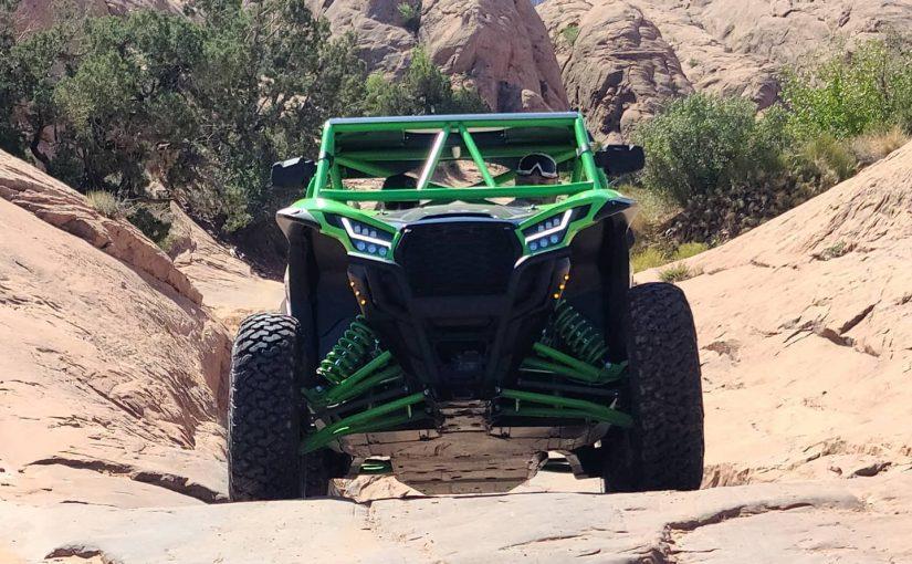 Best Off Road 4×4 Tours in Moab, Utah